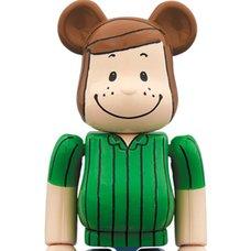 BE@RBRICK Peanuts Peppermint Patty 100%
