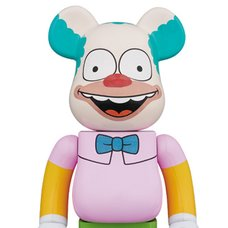 BE@RBRICK The Simpsons Krusty the Clown 1000%