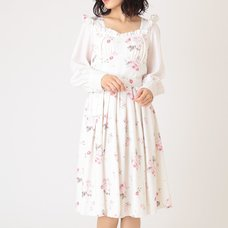 LIZ LISA Starry Sky Rose Dress