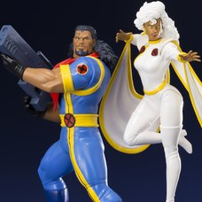 ArtFX+ X-Men '92 Bishop & Storm 2-Pack Set