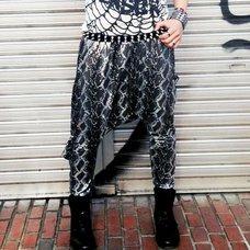 ACDC RAG Python Sarouel Pants