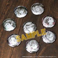 Demon Slayer: Kimetsu no Yaiba Ink Painting Style Character Badge Collection Vol. 2 Box Set