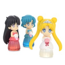 Sailor Moon Girls Memories Stella Color Collection Vol. 1