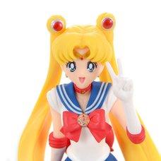 Sailor Moon Break Time Figure: Sailor Moon