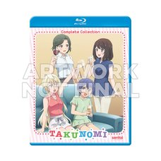 Takunomi Complete Collection Blu-ray