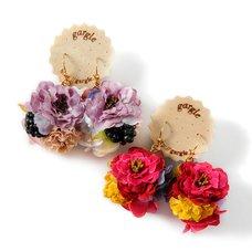 gargle Spring Garden Earrings