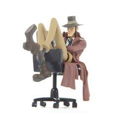 Lupin the Third Creator x Creator Inspector Zenigata