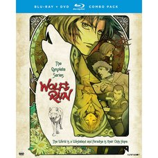 Wolf's Rain: The Complete Series Blu-ray/DVD Combo Pack