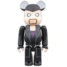 BE@RBRICK The Undertaker 100%