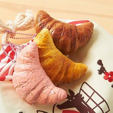 Cafe Sakura Croissant Squishy Charm
