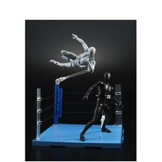 Tamashii ACT Ring Corner: The Challenger's Corner