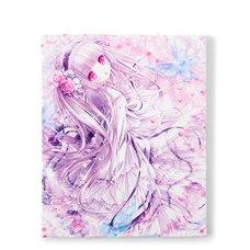 Eshi 100 Exhibit 04 Canvas Art - Biancospino White