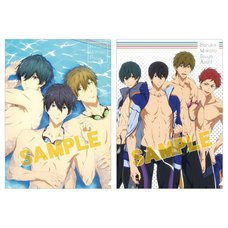 Free! Dive to the Future Clear File Collection