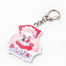 Bloodthirsty Killer Luccica Keychain Charm (Poisoning Ver.)