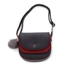 RADIO EVA DUO 011 Rei Ayanami Shoulder Bag w/ Fur Charm