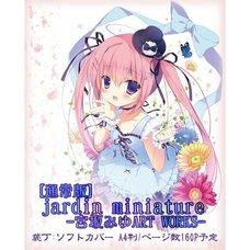 Jardin Miniature: Miyu Miyasaka Artworks (Regular Edition)
