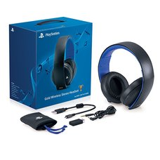 Sony Wireless Gold Stereo Headset (PS4)