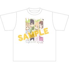 Sword Art Online the Movie: Ordinal Scale Flower Viewing T-Shirt