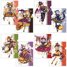 Touhou Project Autumn Festival 2018 Clear File Set