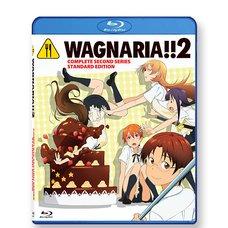 Working!! Season 2 Blu-ray (Wagnaria!!)