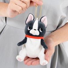 Buruburu Boo! Dog Plush Collection (Ball Chain)