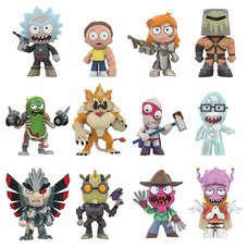 Mystery Minis: Rick and Morty Series 2