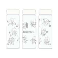 Kagerou Project Game Avatar Ver. Clear Bottle