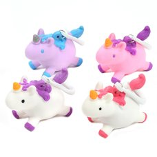 Squishy Unicorn Keychain Collection