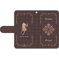 Touhou Project Flandre Scarlet Notebook-Style Smartphone Case