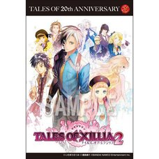 Tales of 20th Anniversary Postcard: Tales of Xillia 2
