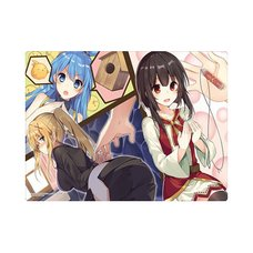 KonoSuba Rubber Play Mat Collection Part 2