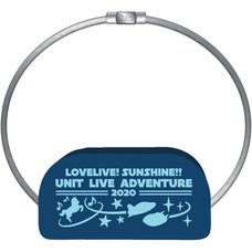 Love Live! Sunshine!! Unit Live Adventure 2020 -Perfect World- Rubber Band Holder