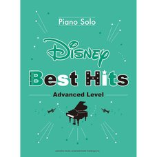 Disney Best Hits 10 Piano Solo: Advanced Level (English Ver.)