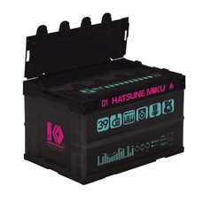 Hatsune Miku 10th Anniversary Folding Container
