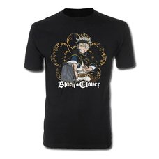 Black Clover Asta Five Leaf Clover Men's T-Shirt