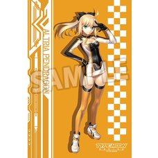 TYPE-MOON Racing Fate 15th Anniversary Edition Altria Pendragon (Suit Ver.) Big Towel