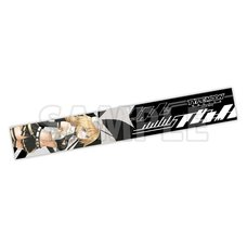 TYPE-MOON Racing Jeanne d'Arc [Team Black Ver.] Muffler Towel