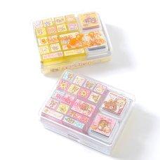 Rilakkuma Stamp Market Stamp Set