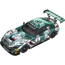 1/43 Scale #6 Mercedes-AMG Team Black Falcon 2019 Spa 24 Hours Ver.