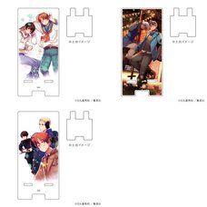 Hetalia: World Stars Smartphone Stand Collection