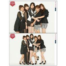 ℃-ute Concert Tour 2015 Autumn ℃an't Stop!! A5 Wide 2-Photo Set
