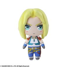 Final Fantasy IX Zidane Mini Plush (Re-run)