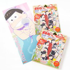 Osomatsu-san New Year's Greeting & Postcard Book 2017