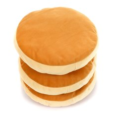 Fans Pancake Short Stack Cushion