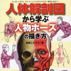 How to Draw Human Poses by Learning from Anatomical Figures
