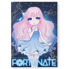 saaki ART BOOK #01 FORTUN△✝E (FORTUNATE)
