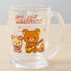 "Rilakkuma ""Aloha"" Beer Mug"