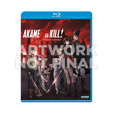 Akame ga Kill! Complete Collection Blu-ray