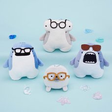 Same-Z Glasses Ball Chain Plush Collection