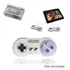8Bitdo SNES30 Mobile Wireless Controller for Switch/iOS/Android/PC